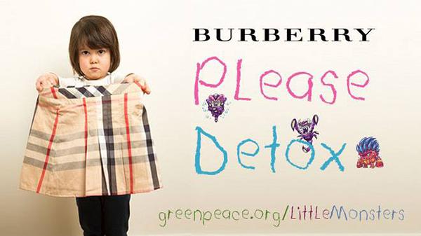 Burberry per Detox my Fashion