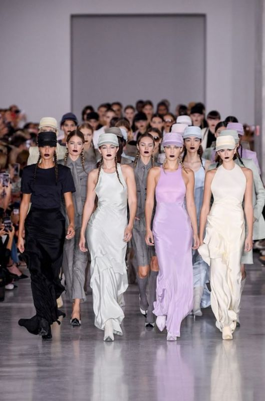 Max Mara Milano Fashion Week