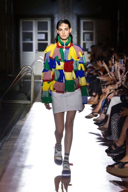 Benetton fashion show